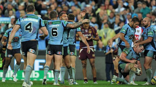 NSW set up Origin decider - Rugby League