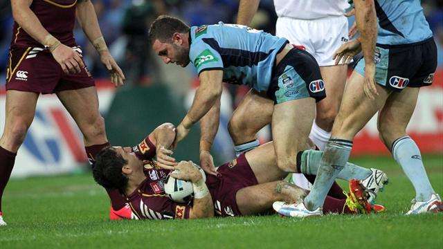 Slater to make call on Origin III fitness