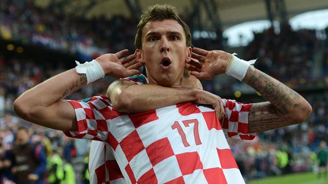 Mandzukic eyes Bayern  - Football - Bundesliga