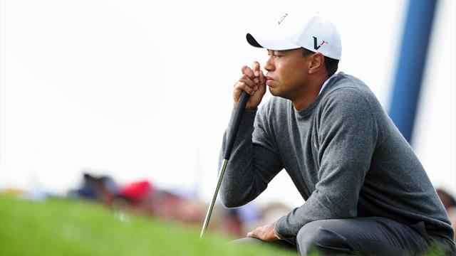 Woods upbeat despite poor finish