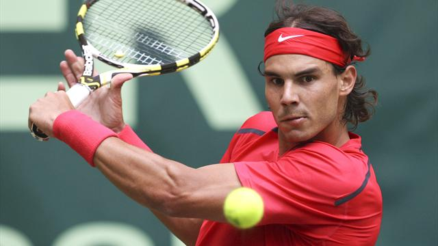Nadal withdraws from Cincinnati Masters