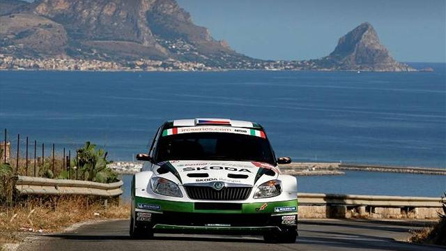 Kopecky re-takes lead - IRC