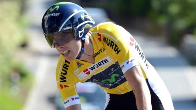 Costa wins Tour de Suisse - Cycling
