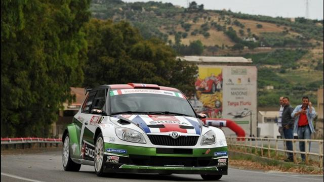 Mikkelsen leads in Sicily - IRC