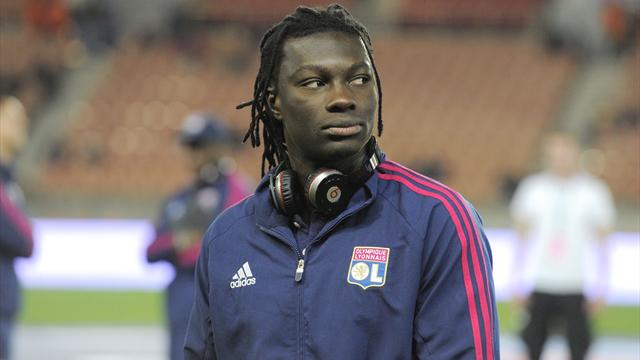 Gomis committed to Lyon - Football - Ligue 1