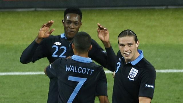 Hodgson hails young guns - Football - Euro 2012