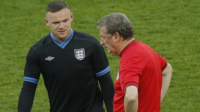 Rooney dilemma for Hodgson - Football - Euro 2012