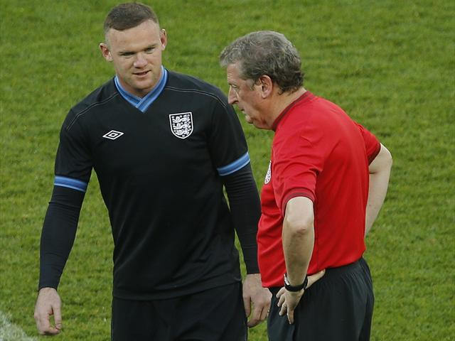 Hodgson attackerar Capello - Fotboll - EM