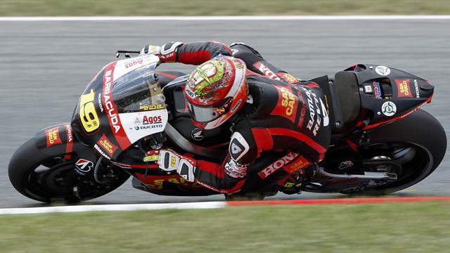 Bautista on shock Silverstone pole