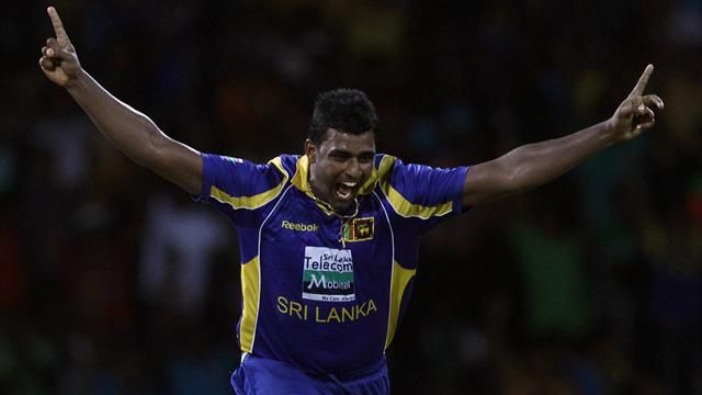 Sri Lanka win after six Pakistan ducks