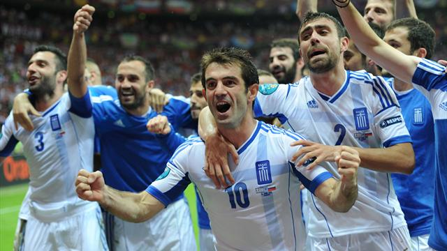 Greece in nothing to lose - Football - Euro 2012