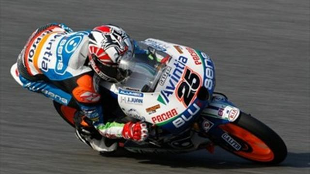 Vinales wins Moto3 race - Motorcycling