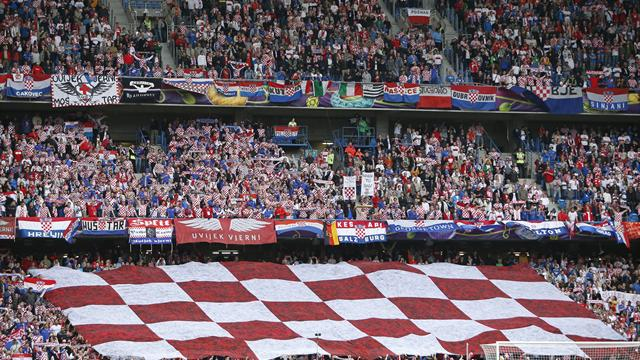 Croatia fined 80,000 euros - Football - Euro 2012