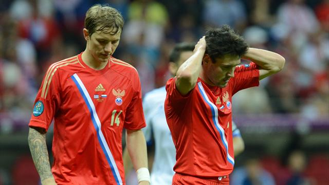 Russian chief quits  - Football - Euro 2012