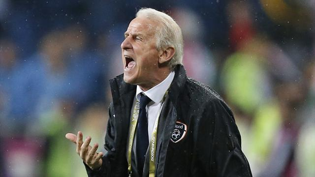 Trapattoni looks to youngsters