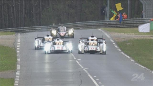 Audi retain Le Mans title - Sports Car - Le Mans 24 Hour