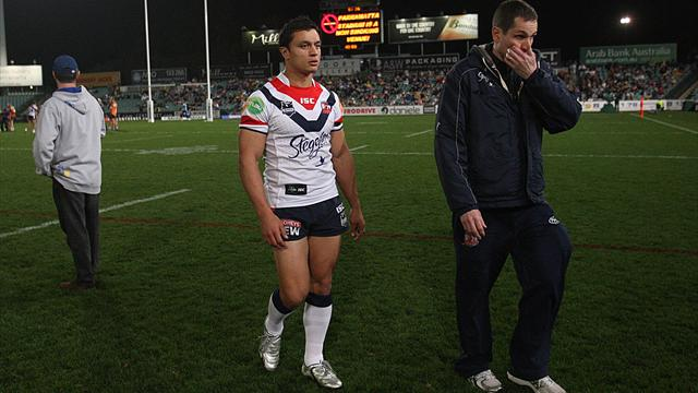 Roosters pair set for exit - Rugby League