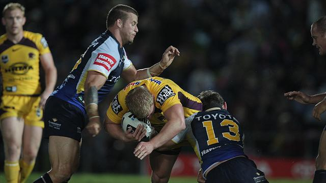 Sims faces fortnight ban for Hannant hit