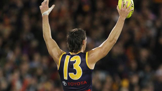 Walker signs new deal - Australian Football