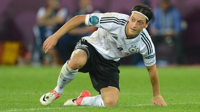 Germany face UEFA rap  - Football - Euro 2012