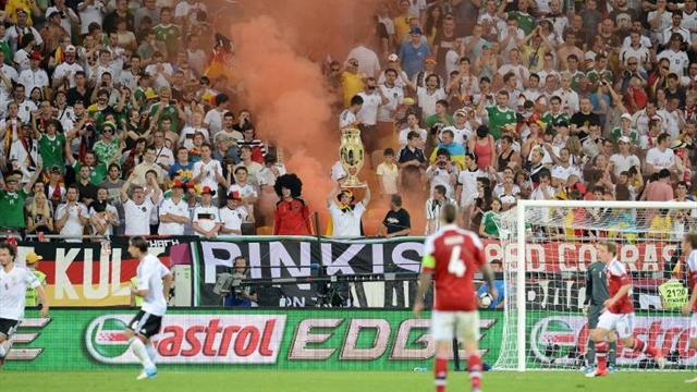German FA faces charge - Football - Euro 2012