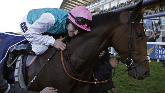 Frankel wins in Ascot - Horse Racing