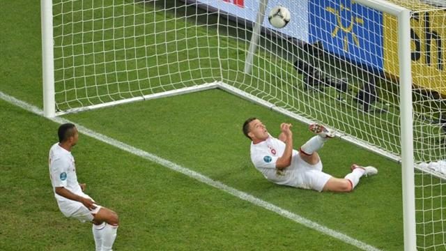 England set up Italy clash - Football - Euro 2012