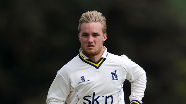 Evans wins it  - Cricket - County