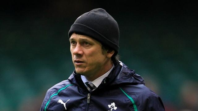 Ireland coach calls for rule change