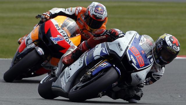 Lorenzo fastest in Assen - Motorcycling
