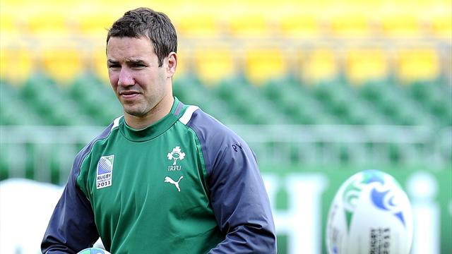 Wallace in for Ireland - Rugby