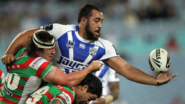 Kasiano hit with charge - Rugby League