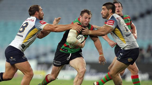Geddes to retire  - Rugby League
