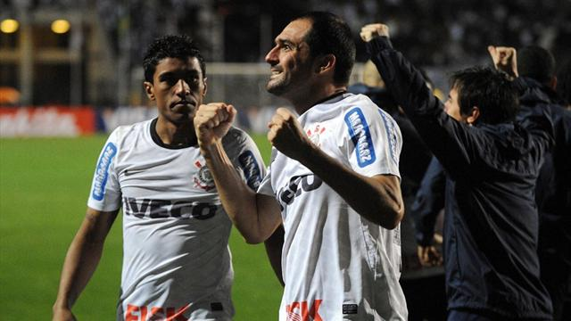 Corinthians reach final - Football - World Football