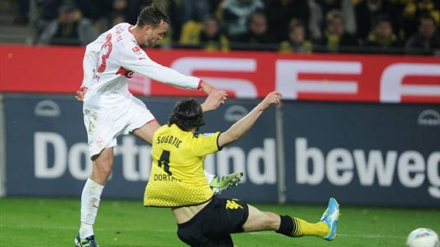 Dortmund sign Schieber - Football - Bundesliga
