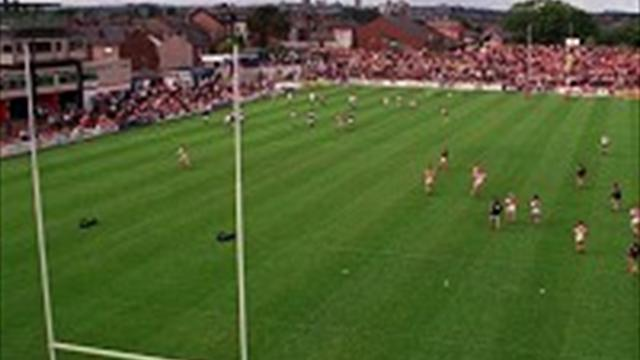 Wakefield stadium approval - Rugby League