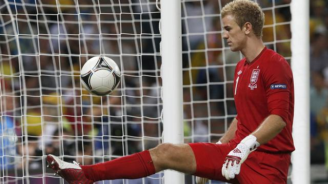 Hart ready for penalties - Football - Euro 2012