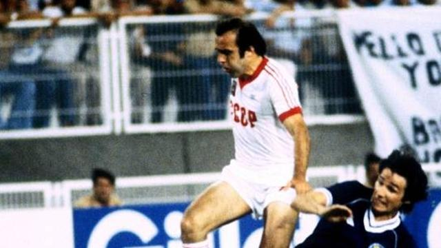 Former Georgian striker Shengelia dies at 55