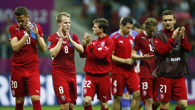 Bilek's men Czech out - Football - Euro 2012