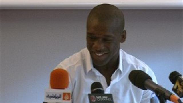 Seedorf inks two-year deal with Brazil's Botafogo