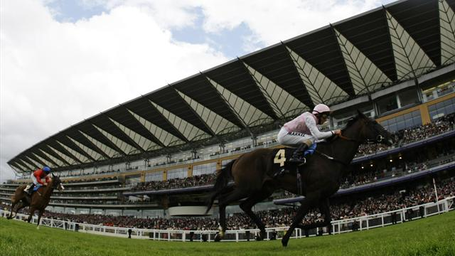 Fallen For You wins Coronation Stakes