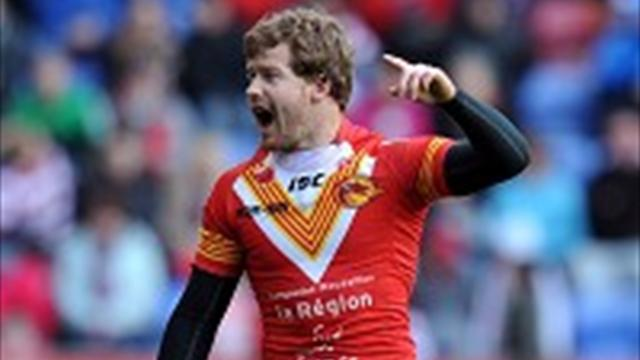 Hull KR 10-13 Catalan Dragons