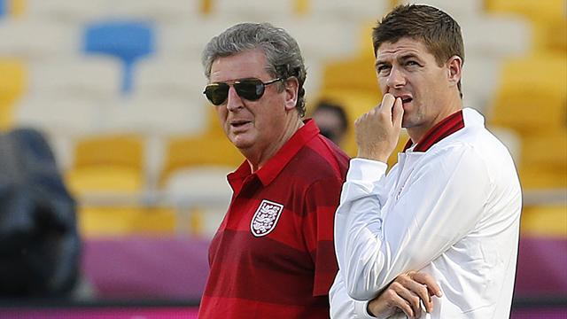 Gerrard: Seize the moment - Football - Euro 2012