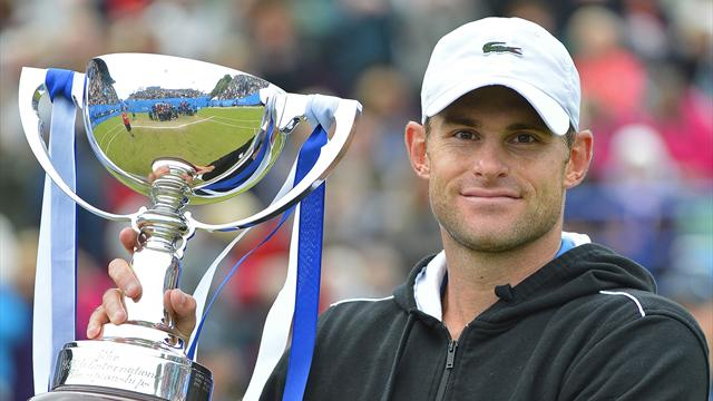 Roddick ends title drought - Tennis