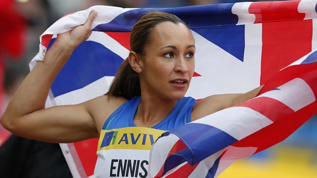 Ennis wins double title - Olympic Games - London 2012
