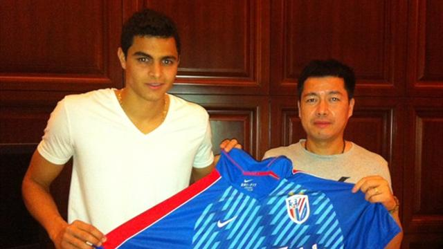 Moreno joins Shenhua - Football - World Football