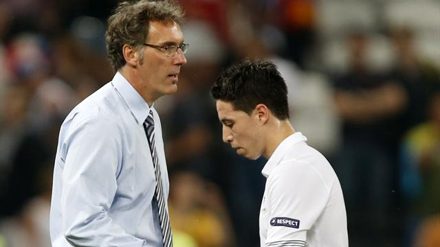 Nasri in foul-mouthed rant - Football - Euro 2012