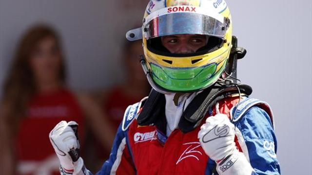 Razia wins thrilling GP2 - GP2