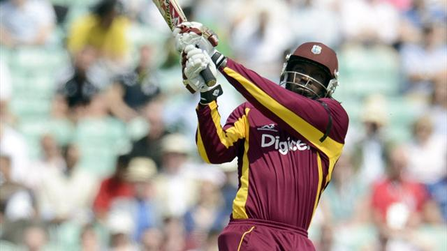 West Indies sink NZ - Cricket