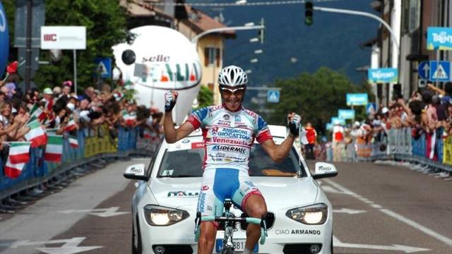 Pellizotti wins in Italy - Cycling